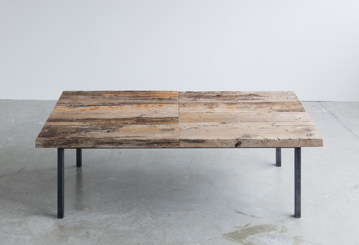 W+S low table